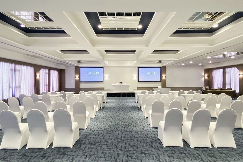 conference front 01 SEABED GRAND HOTEL PHUKET